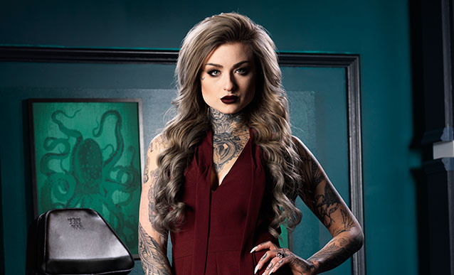 Tattoo Convention Ink Master