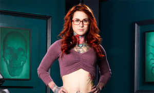 Carolyn Elaine from Ink Master Season 8
