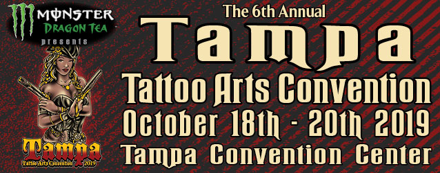 Tattoo Conventions. Top tier Tattoo Artists from around the world