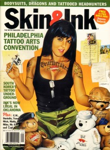 Philadelphia 2007 by Skin & Ink Magazine