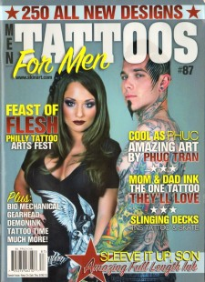 Philadelphia 2010 by Tattoos for Men Magazine