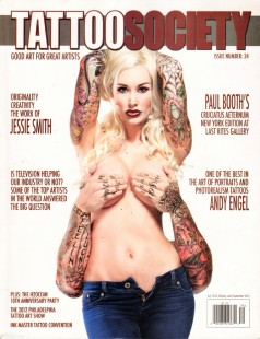 Philadelphia 2012 by Tattoo Society Magazine