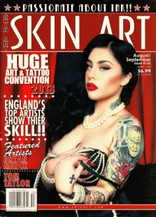 Philadelphia 2013 by Skin Art Magazine