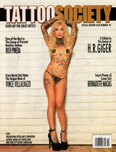 Philadelphia 2014 by Tattoo Society Magazine