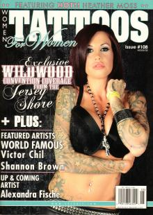 Wildwood 2012 by Tattoos for Women Magazine